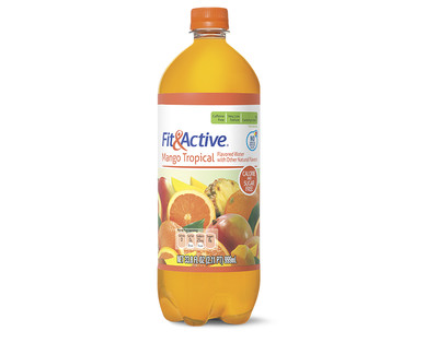 Fit & Active® Mango Tropical Flavored Water