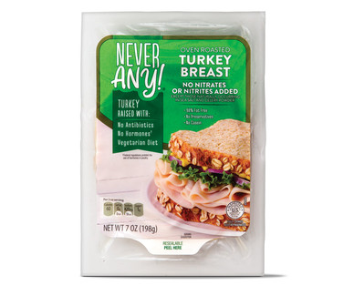 Never Any! Oven Roasted Turkey Breast