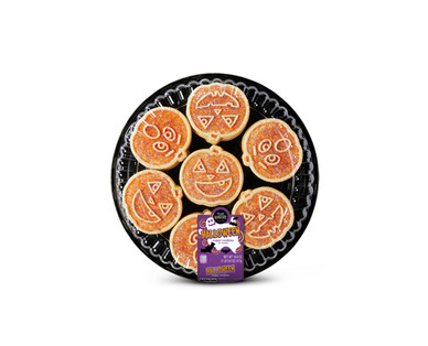 Village Bakery Halloween Sugar Cookie Platter View 1