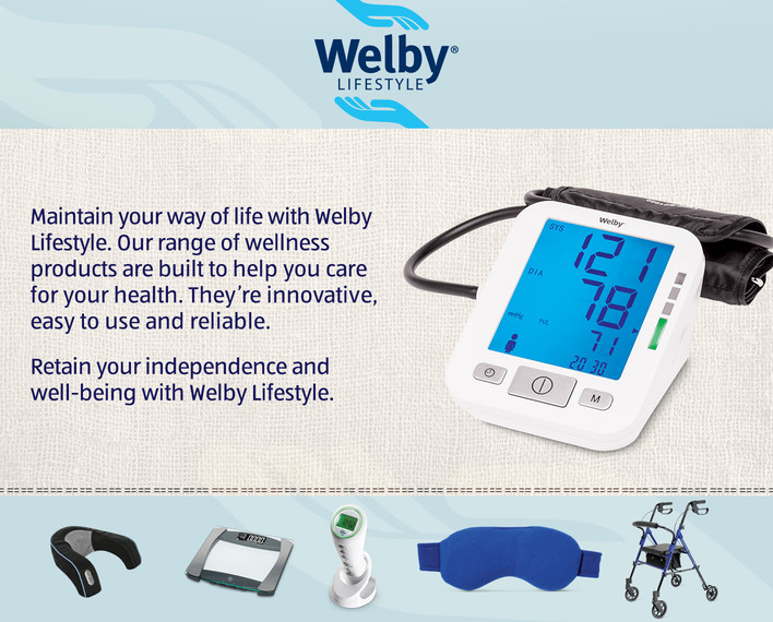 Welby Lifestyle Wellness Products