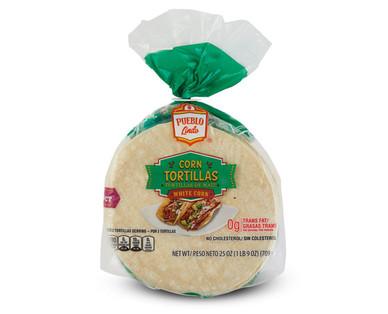 White Corn Tortillas Pueblo Lindo Aldi Us