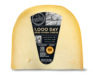 Emporium Selection 1,000 Day Aged Gouda Cheese