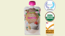 Parent Tested Parent Approved. USDA Organic. 2017 Best New Product. to product detail.