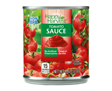 Happy Harvest Tomato Sauce Aldi Us