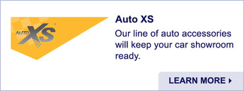 Auto XS. Auto Accessories. Learn More.