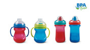 Little Journey 2-Pack Sippy Cups
