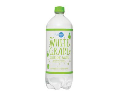 PurAqua White Grape Sparkling Water