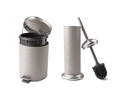 Easy Home Decorative Waste Bin or Toilet Brush View 1