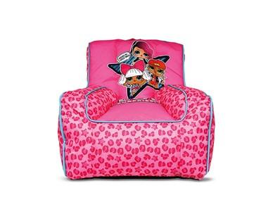 Kid's Bean Bag Chair View 3