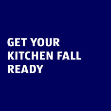 Get your kitcehn fall ready