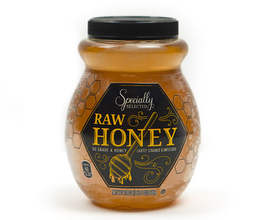 Specially Selected Raw Honey