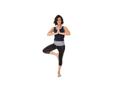 Crane Ladies Yoga Shirt View 2