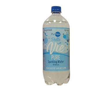 PurAqua Belle Vie 1 Liter Pure Sparkling Water