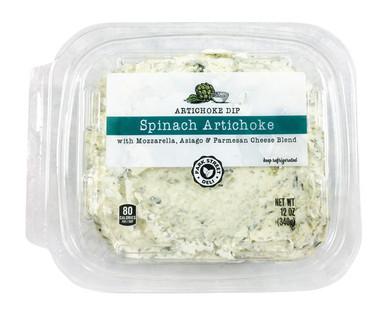 Park Street Deli Spinach Artichoke Dip