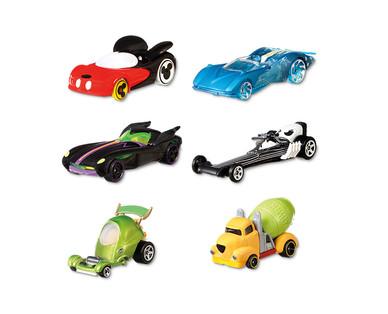 Mattel Anniversary Vehicles View 1