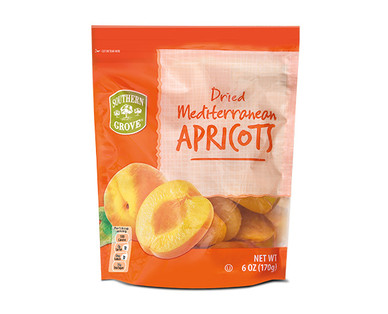 Southern Grove Dried Mediterranean Apricots