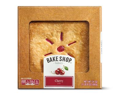 Bake Shop Cherry Pie