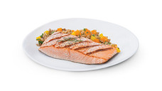 Fresh Atlantic Salmon. View Details.