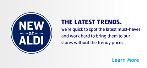 We're quick to spot the latest must-haves and work to bring them to you without the trendy prices. Learn More.