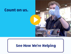 Count on us. See how we're helping. Watch video.