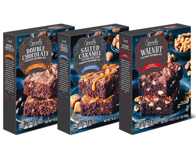 Specially Selected Premium Brownie Mix Assorted Varieties
