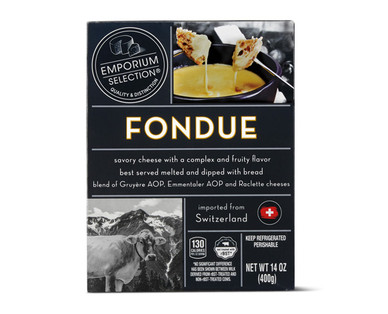 Emporium Selection Swiss Cheese Fondue