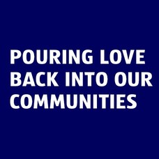 Pouring love back into our communities
