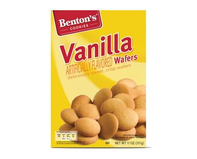 Benton's Vanilla Wafers