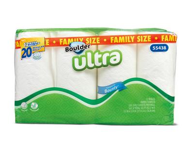 Boulder 12 Roll Multisize Paper Towel