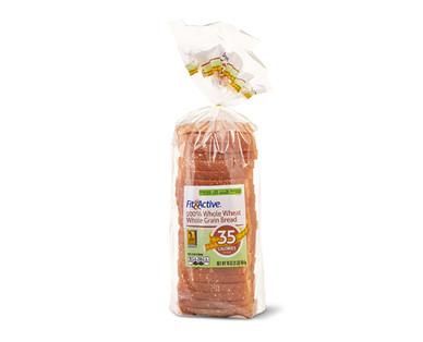 Fit & Active 35 Calorie 100% Whole Wheat Bread