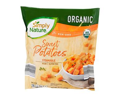 Simply Nature Organic Sweet Potatoes