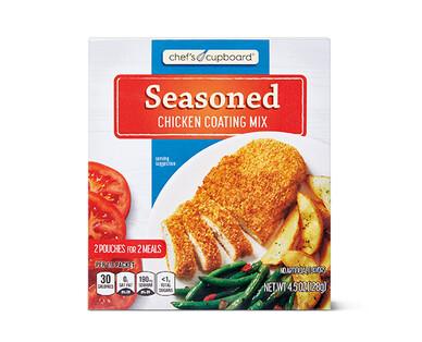 Chef's Cupboard Seasoned Chicken Coating