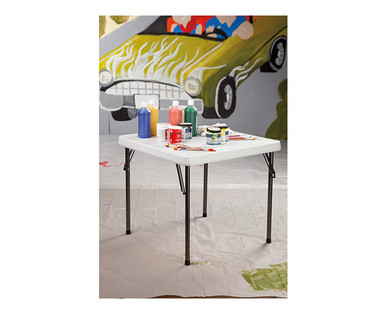 Easy Home Folding Utility Table View 3