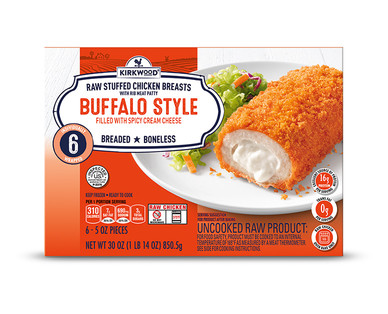 Kirkwood Buffalo or Homestyle Stuffing Chicken Entrees View 1
