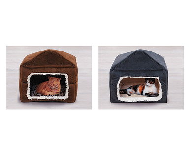 Heart to Tail Cat Bed Assortment View 1