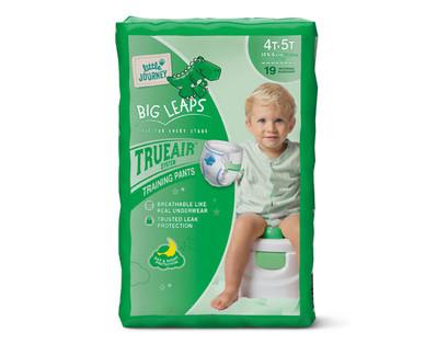 Little Journey Boy's Training Pants 4T/5T