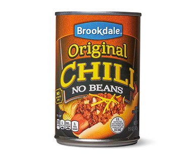 Brookdale Chili No Beans