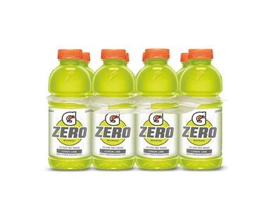 Gatorade G Zero 20 oz. 8 pk. View 3