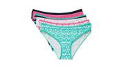 Serra Ladies' 6-Pack Underwear