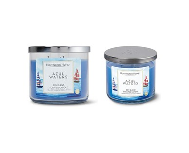 Huntington Home 3-Wick Candle View 2