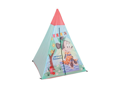 Licensed Kids' 4' x 3' Indoor/Outdoor Dome or Teepee Tent View 2