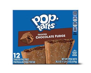 Kellog's Chocolate Fudge Pop Tarts