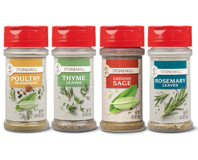Stonemill Poultry Spices & Herbs Assorted Varieties