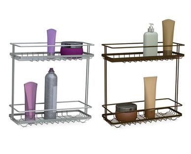Easy Home 2 Tier Cabinet Organizer ...