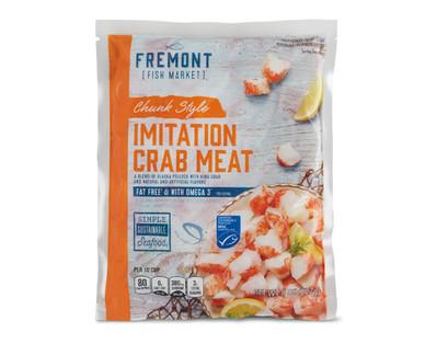 Fremont Fish Market Imitation Crab Meat Chunk Style