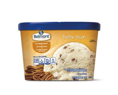 Belmont Butter Pecan Ice Cream