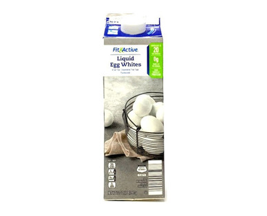 Fit & Active Liquid Egg Whites