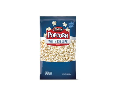 Clancy's White Cheddar or Buttery Popcorn View 2