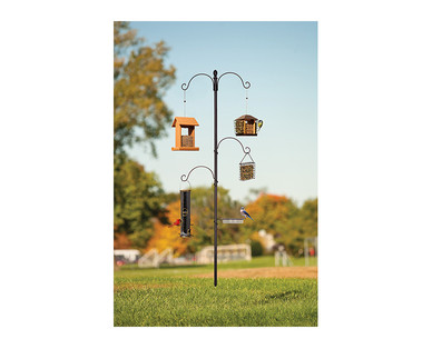 gardenline bird feeding station or deck mount station. Black Bedroom Furniture Sets. Home Design Ideas