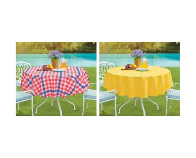 Huntington Home Indoor/Outdoor Tablecloth View 4